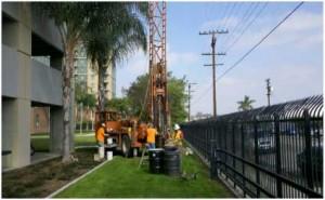 Environmental Restoration Support at Various Sites